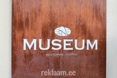 Restoran Museum tahvel