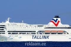 Tallinki laevade reklaam