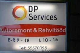 DP services valguskast