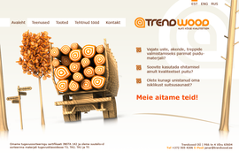 Trendwoodi koduleht