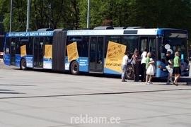 Civitas Mimosa / Tallinna Transpordiameti buss