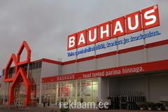 Bauhaus valgusreklaamid