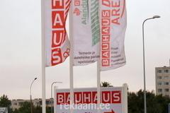 BAUHAUS lipud