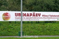 Ubinapäev pikk banner