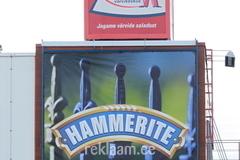 Hammerite reklaam
