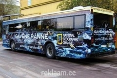 National Geographic buss
