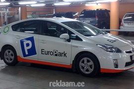 EuroPark reklaamauto