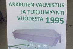 Puidu taavet x-banner