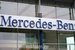 Mercedes-Benz reklaamtähed