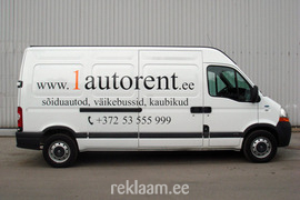 1Autorent autokleebised
