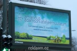 Amandus Adamsoni ateljeemuuseum 3x6 banner