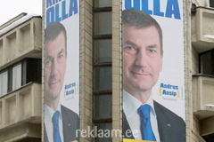 Andrus Ansip - valimisreklaam