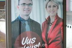 Sven Mikser ja Urve Palo SDE reklaam