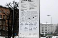 Kunstiakadeemia infotahvel
