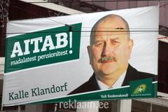 Kalle Klandorf - Keskerakonna reklaam