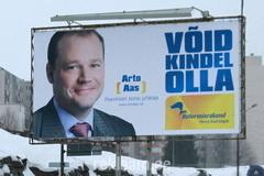 Arto Aas - Reformierakonna valimiskampaania