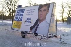 Reformierakond - Kalle Palling