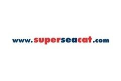 Superseacat vektorlogo