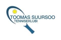 Toomas Suursoo tenniseklubi vektorlogo