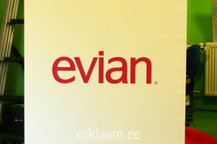 Evian roll-up