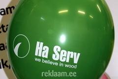 HaServ - trükk õhupallile