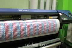 Facematch.US kleebiste printimine
