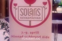 Solaris Kevadpäevad rollup