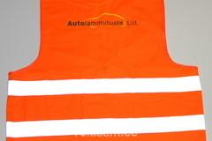 Autolammutuste Liidu logoga helkurvest