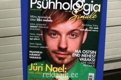 Ajakiri Psühholoogia X-stend