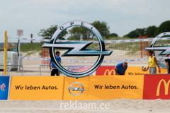 Opel reklaam rannas