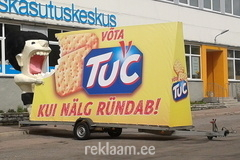 TUC Reklaamtreileri erilahendus