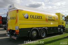 Olerex: kütuseveoki disain