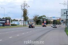 Reklaamtreiler Pärnu maanteel