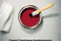 Värvi isuga. Foto
