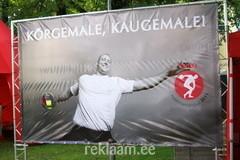 Gerd Kanteri reklaamiga taustasein