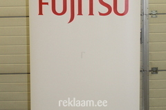 Fujitsu roll-up stend