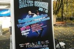 Üritusturundus I Baltic Session 2011