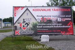 K Grupp reklaamtreiler