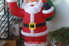 Täispuhutav jõuluvana