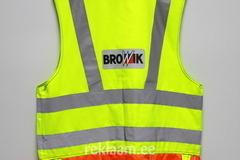 Browic trükk tööriietele