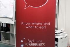 Eat in Estonia rollup