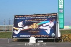 Taekwondo reklaamtreiler