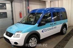 Estonian Air väikekaubik