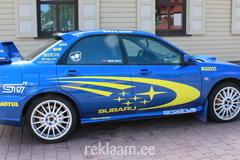 Subaru kleebised