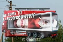 A Le Coq reklaam
