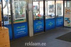 ViaSat klienditeenindus - kleebised