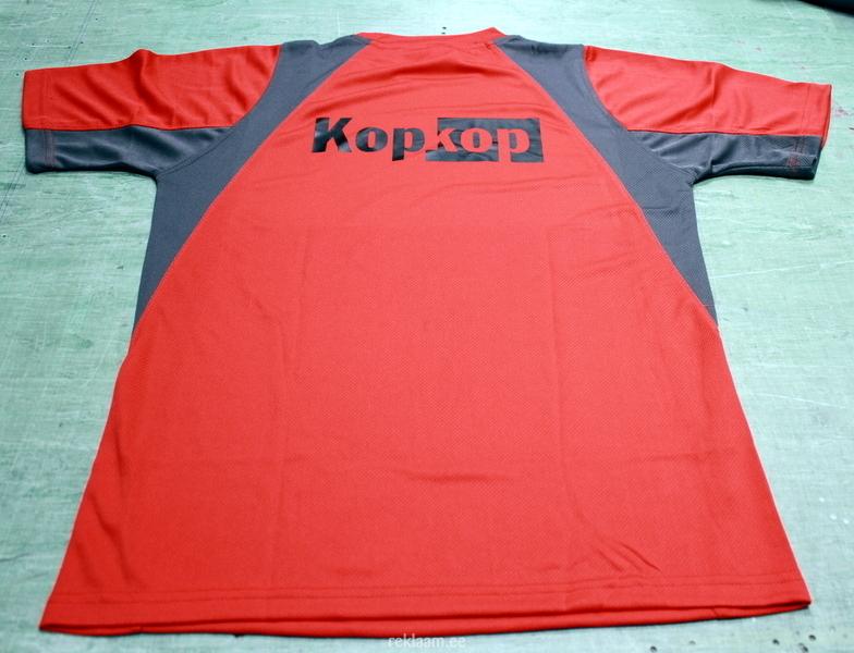 cc64e1b4878 Kop Kop logo trükk särgile