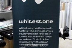 Whitestone roll up
