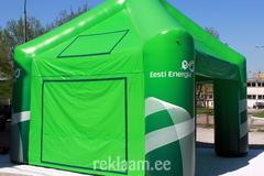 Täispuhutav telk - Eesti Energia