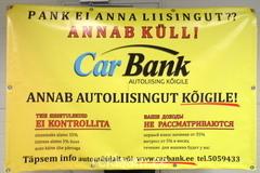 CarBank reklaambänner